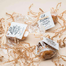 Load image into Gallery viewer, Personalized 2 Piece Mini Macaroon Favors-Gourmet Wedding Gifts Personalized custom party favors and corporate event gifts