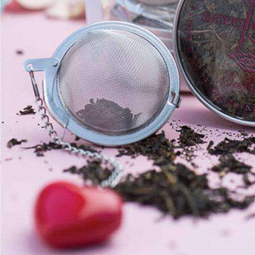 Heart Tea Infuser Wedding Favors-Gourmet Wedding Gifts Personalized custom party favors and corporate event gifts