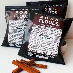 Bacon's Heir Kettle Cooked Pork Clouds