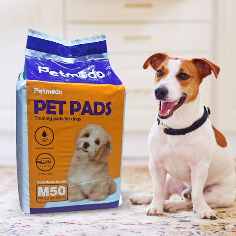 300pcs Puppy Pet Dog Cat Training Pads Mat Absorbent Indoor Toilet  60x60cm