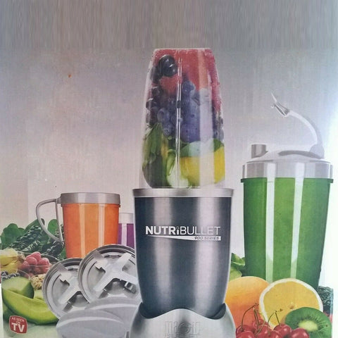For NutriBullet 900W Pro Juicer Mixer Extractor Bullet Blender