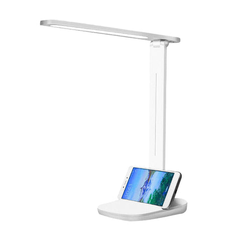 Touch LED Desk Lamp Bedside Study Reading Table Light USB Ports Dimmable AU