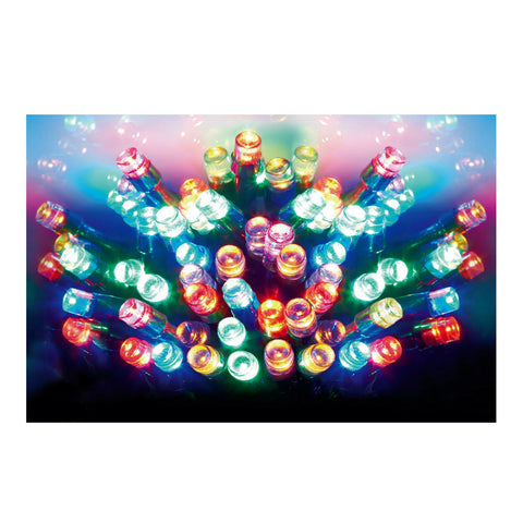 200LED 20.9M Multi Colour Solar Wedding Party Fairy String Lights Christmas Light