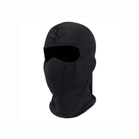 Black Ski Motorcycle Cycling Balaclava Full Face Mask Neck Scarf Windproof Outdoor