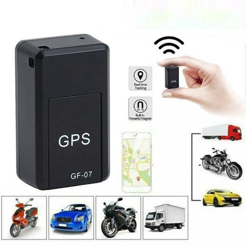 Mini GPS Tracker Magnetic Car Pet Real Time Locator GSM/GPRS Tracking Device AU
