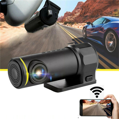 Mini 1080P Car DVR Camera Dash Cam WIFI G-sensor Video Recorder Night Vision