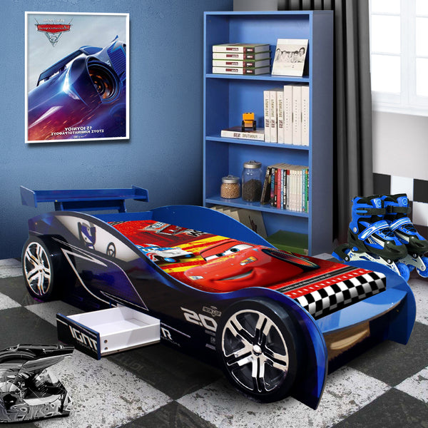 Kids Car Bed Jackson Storm Special Edition 2018 Oliandola