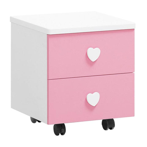 Four Leaf Clover Bedroom Bedside Table