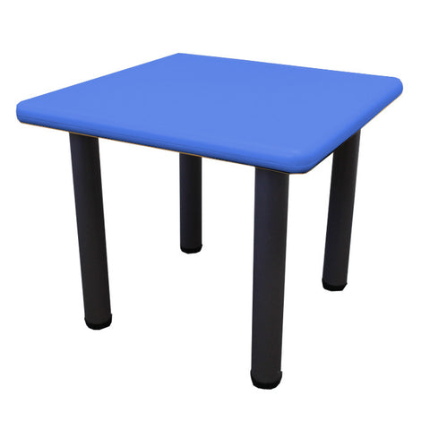 Kids Toddler Table with Adjustable Height - Blue