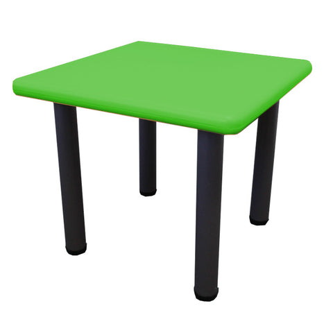 Kids Toddler Table with Adjustable Height - Green