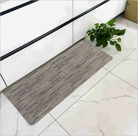 10MM Non-Slip Home Kitchen Door Mat Machine Washable Floor Rug Carpet Thick L