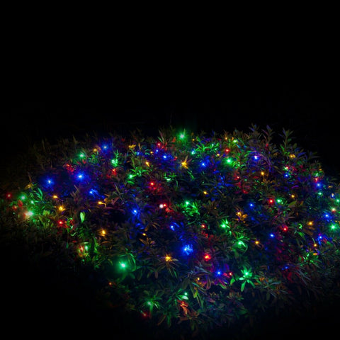 3M x 3M 300LED Solar Net Wedding Party Light Christmas Light