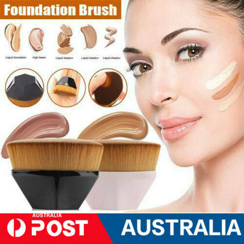 High-Density Seamless Foundation Brush Makeup Brushes BB CC Cream Loose Powder