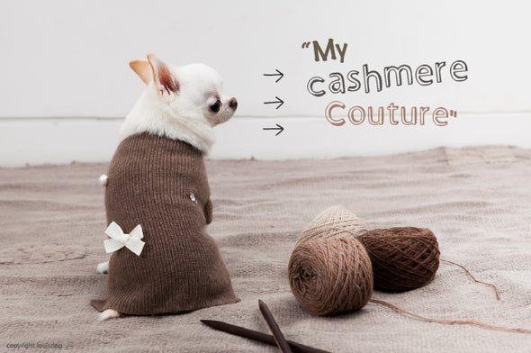 LE CASHMERE COUTURE by Louisdog