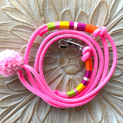 SUMMER CANDY 3 <br> Small - Rose Neon - Simple 1m30