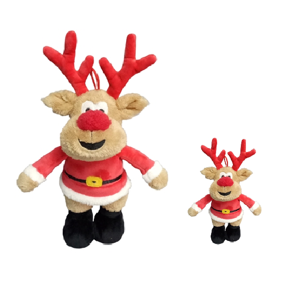 DANCER LE RENNES DE NOEL <br> small + large