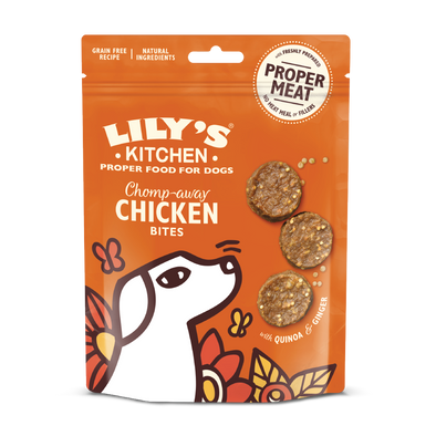 CHICKEN BITES / POULET<br> Lily's Kitchen