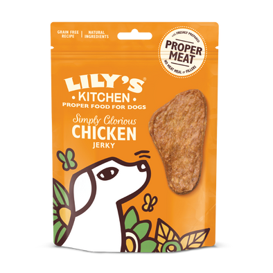 CHICKEN JERKY / POULET<br> Lily's Kitchen