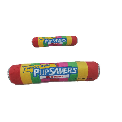 LES PUP-SAVERS <br> small + large