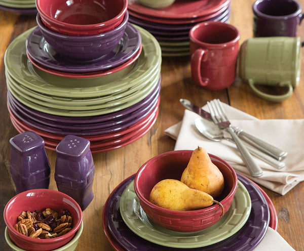 Longaberger Pottery & Dinnerware