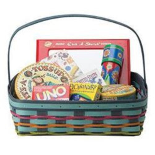 Longaberger Day Trip Basket - Summer Weave **NEW**