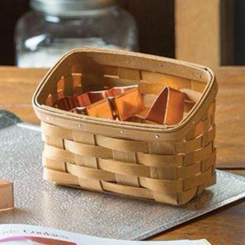 Longaberger Keep-It Basket - Warm Brown