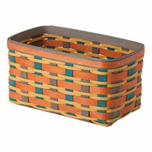 Longaberger Fall in Love Family Tissue Basket / Lid / Protector **NEW**