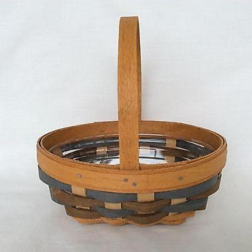 Longaberger Whatnots Booking Basket - Fieldstone