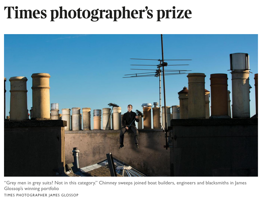 Bloomberg Business Photographer of the Year