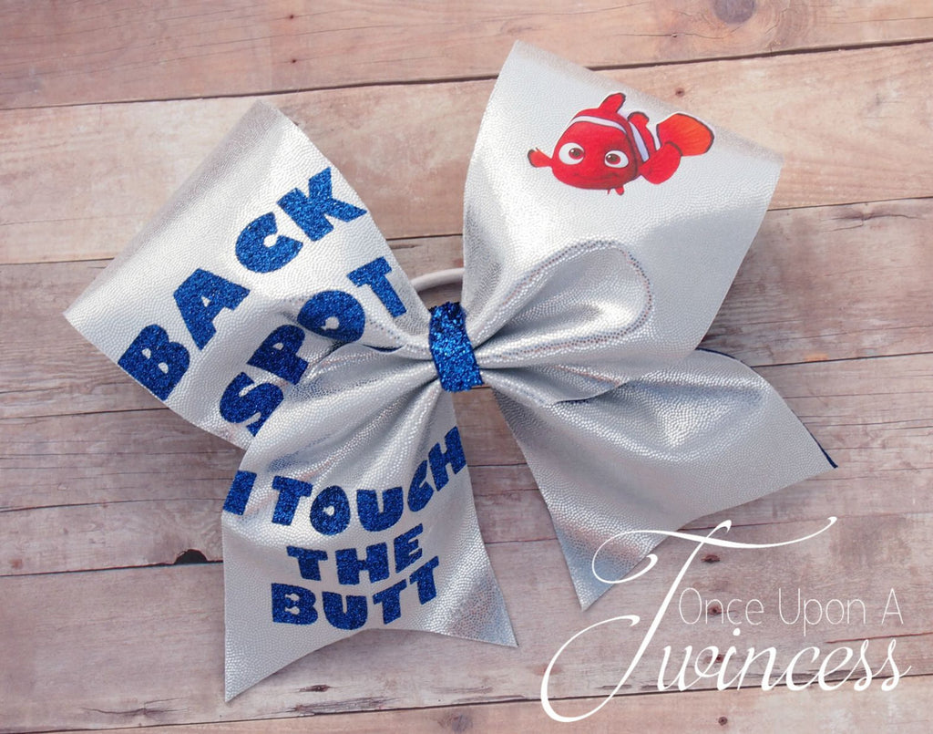 Nemo backspot cheer bow