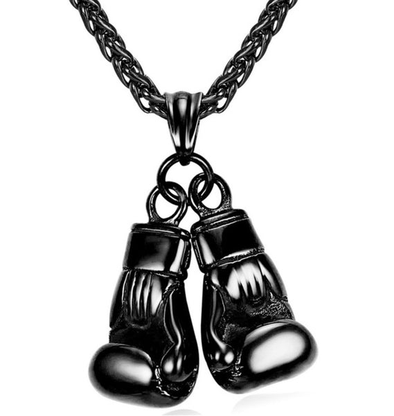 Boxing Glooove Necklace & Pendant