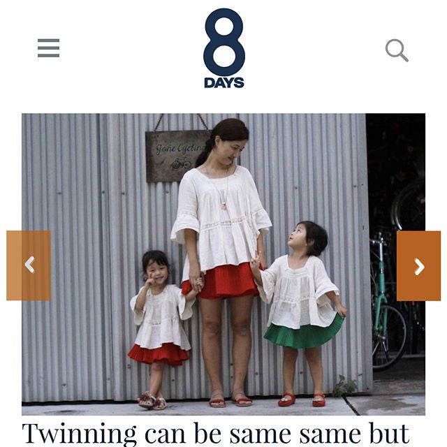 [8daysmagazine] Because twinning is winning(and how to do it right)