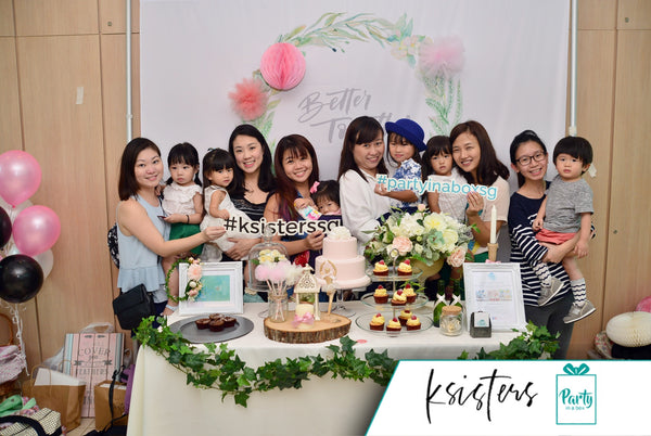 Ksisters popup was successfully done!