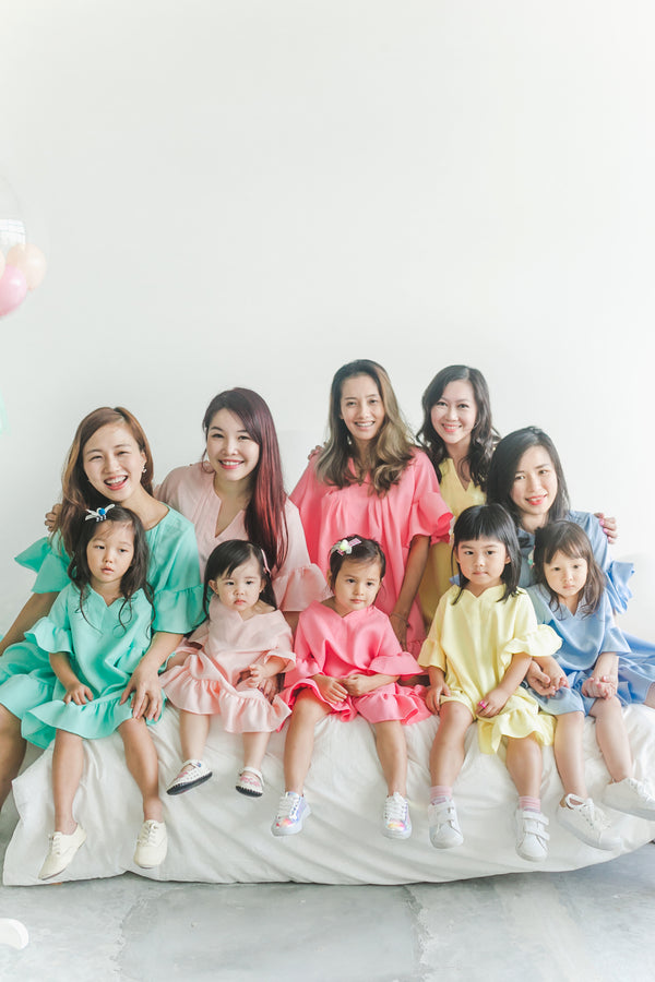 Ksisters's Operation Announcement for April to June 2020
