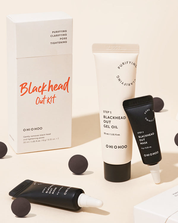 [PREORDER] OHIOHOO Blackhead Care Set