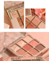 Dasique Eyeshadow Palette 02 Rose Petal