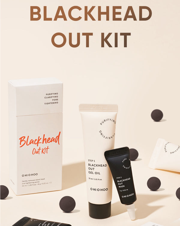 [PREORDER] OHIOHOO Blackhead Out Kit