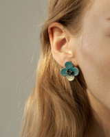 W.SEN Petit Fiore Pop Earrings (8 Colours)