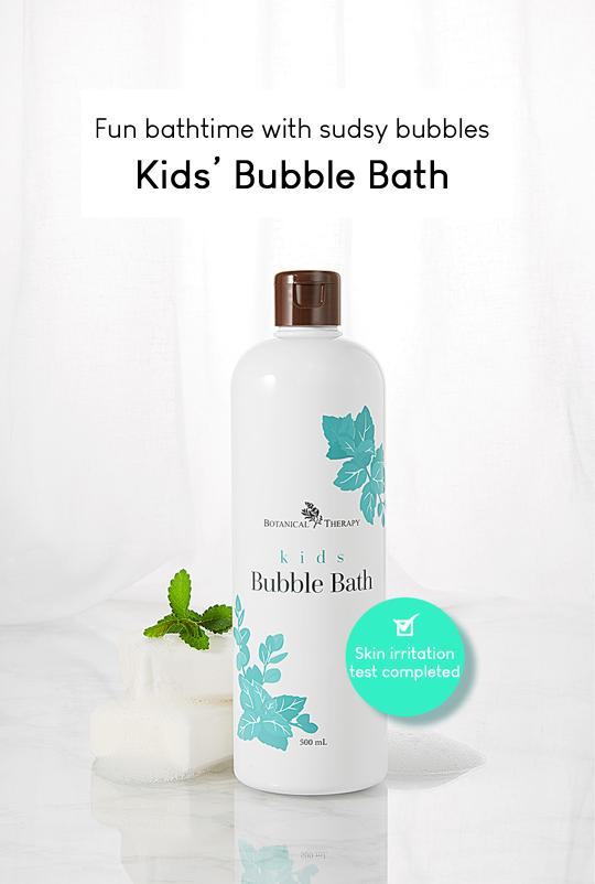 Botanical Therapy Kids Bubble Bath