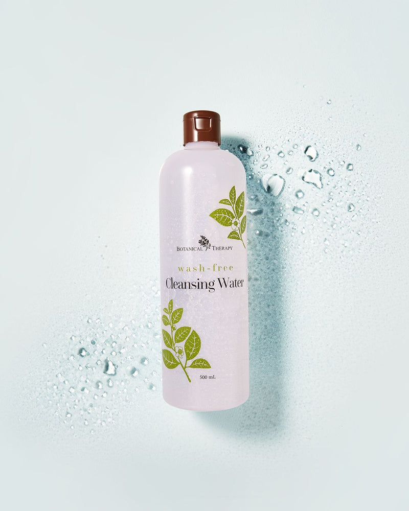 Botanical Therapy Kids Wash-Free Cleansing Water