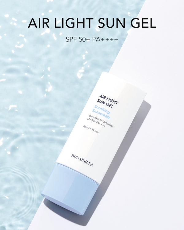 Bonabella Air Light Sun Gel