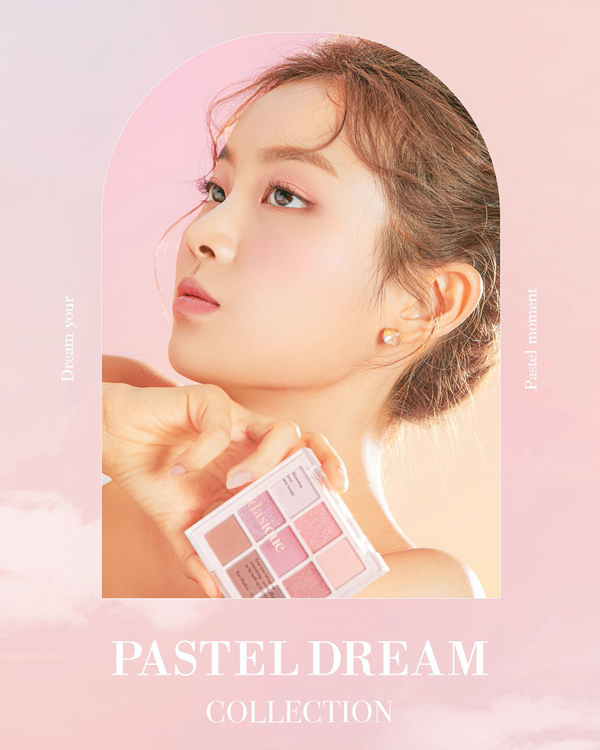 Dasique Eyeshadow Palette (04 Pastel Dream)