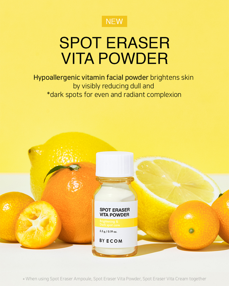 BY ECOM Spot Eraser Vita Powder