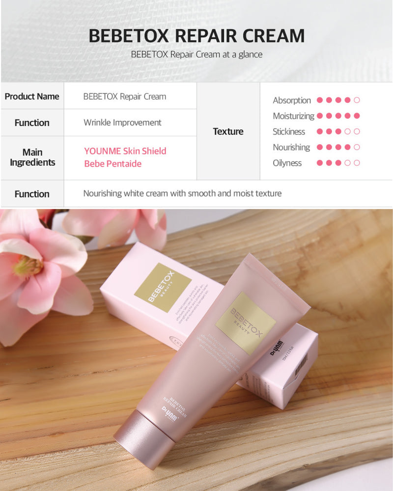 Bebetox Repair Cream