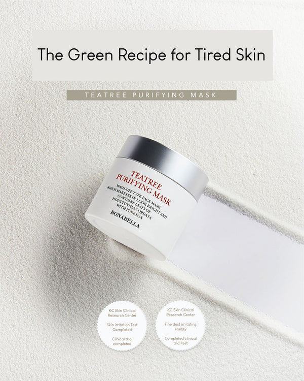 Bonabella Teatree Purifying Mask