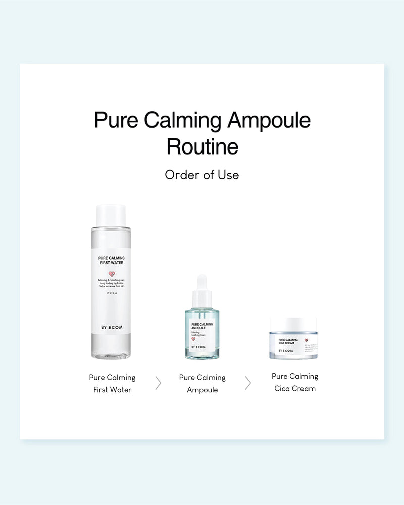 BY ECOM Pure Calming Ampoule