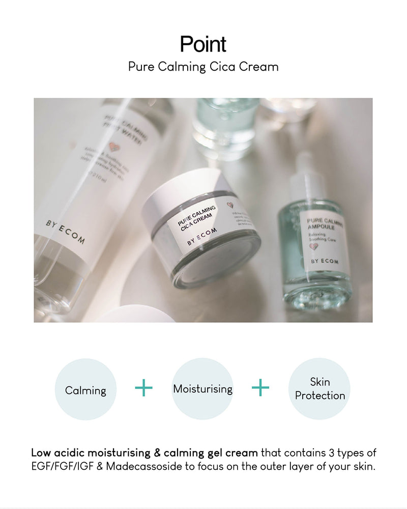 BY ECOM Pure Calming Starter Kit
