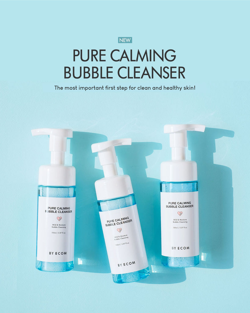 BY ECOM Pure Calming Bubble Cleanser