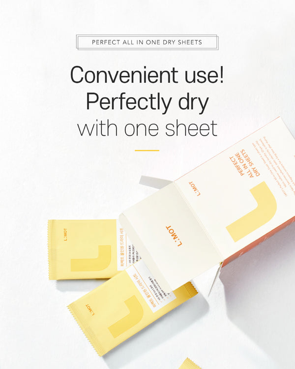 L:MOT Perfect All In One Dry Sheets
