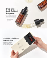 COMMONLABS Dual Vita Anti-Oxidant Ampoule